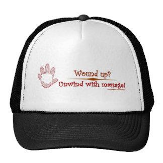 Wound Up? Cap