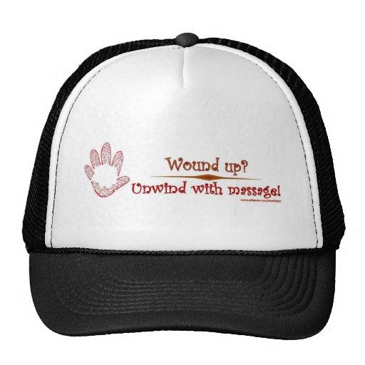 Wound Up? Hat