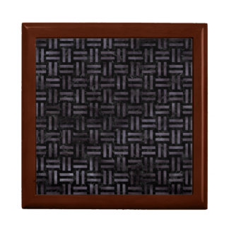WOVEN1 BLACK MARBLE & BLACK WATERCOLOR GIFT BOX