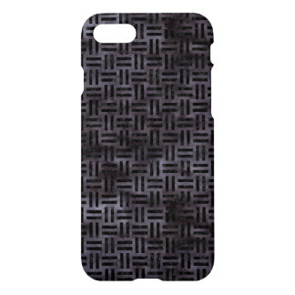 WOVEN1 BLACK MARBLE & BLACK WATERCOLOR (R) iPhone 8/7 CASE