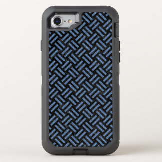 WOVEN2 BLACK MARBLE & BLUE DENIM OtterBox DEFENDER iPhone 8/7 CASE
