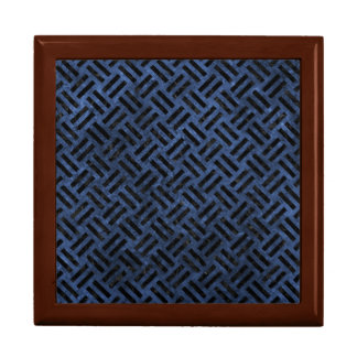WOVEN2 BLACK MARBLE & BLUE STONE (R) GIFT BOX