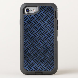 WOVEN2 BLACK MARBLE & BLUE STONE (R) OtterBox DEFENDER iPhone 8/7 CASE