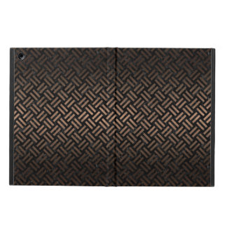 WOVEN2 BLACK MARBLE & BRONZE METAL COVER FOR iPad AIR