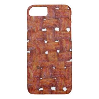 Woven Bacon Yum iPhone 7 Case