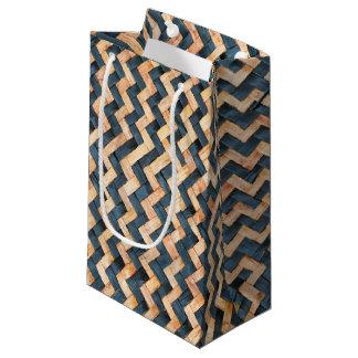 Woven Bamboo Small Gift Bag