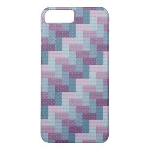 new product 83d4a 0272b Cross Stitch iPhone 8 Plus/7 Plus Cases & Covers | Zazzle.com.au