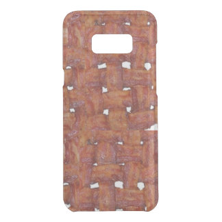 Woven Mat of Bacon Uncommon Samsung Galaxy S8 Plus Case