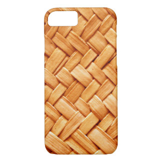 WOVEN STRAW iPhone 7 CASE