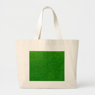 woven structure green bags