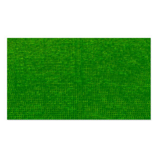 woven structure green business cards