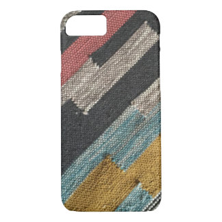 Woven Threaded Diagonal Colors iPhone 7 iPhone 8/7 Case