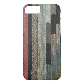 Woven Threaded Warm Colorful Texture iPhone 7 iPhone 7 Case