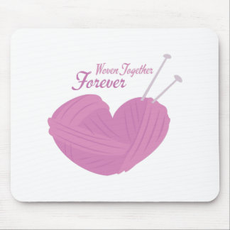Woven Together Mousepads