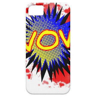 Wow Comic Exclamation Barely There iPhone 5 Case