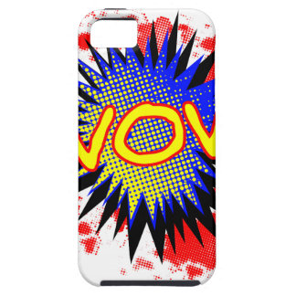 Wow Comic Exclamation iPhone 5 Cover