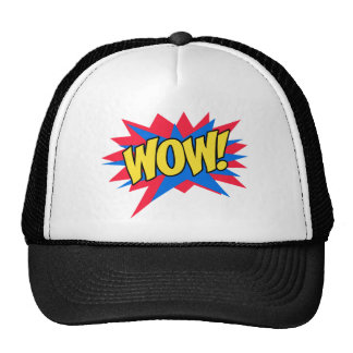 WOW exciting Hats