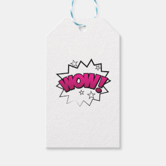wow gift tags