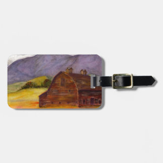 Wow Luggage Tag