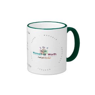 WOW Mug 15oz (green)