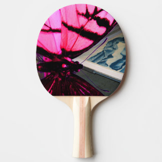 wow my leg is asleep ping pong paddle