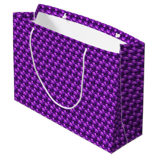Wow Purple Large Gift Bag