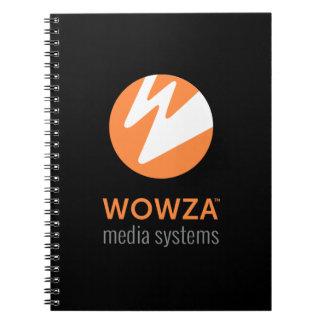 Wowza Spiral Note Books