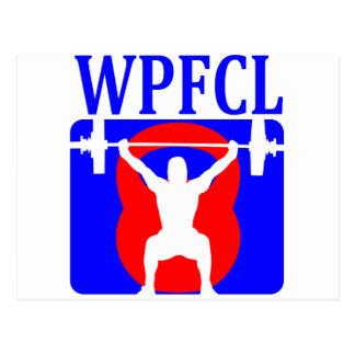 WPFCL Logo Wear Postcard