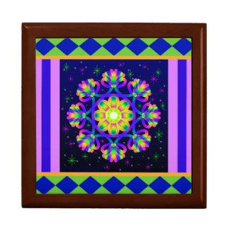 WQ Kaleidoscope Posh Series Jewelry Box No. 3 Lg