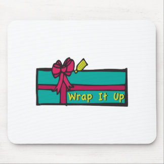 Wrap A Gift Mouse Pad