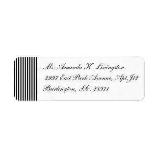 wrap me in diamonds_lable_ret;urna address return address label