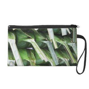 Wrapped Banana Leaf Packets Wristlet