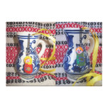 wrapped canvas matryoshka russia doll stretched canvas prints