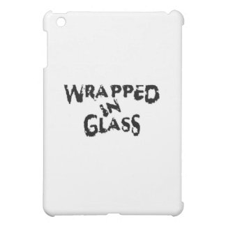 Wrapped in Glass ipad cover