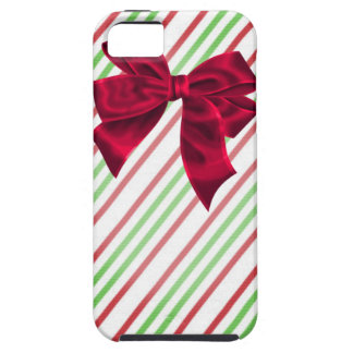 Wrapped with Red Bow Case For The iPhone 5