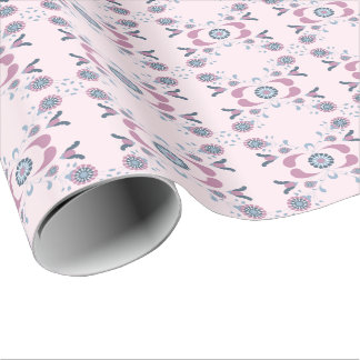 Wrapping - Hicurbita Purple Wrapping Paper