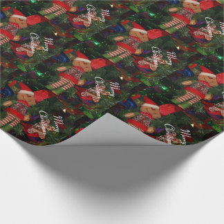 Wrapping Paper/Elf Wrapping Paper