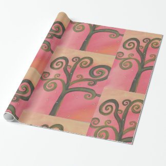 Wrapping Paper- Sunset Swirl Wrapping Paper
