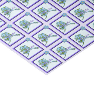 Wrapping Tissue - ALASKA - Framed Icon Tissue Paper