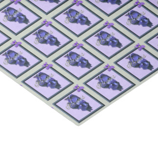 Wrapping Tissue - ILLINOIS - Framed Icon Tissue Paper