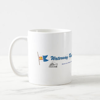 WRCC: coffee mug with full banner