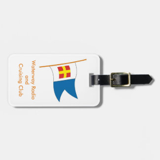 WRCC: luggage tag (back can be customized)