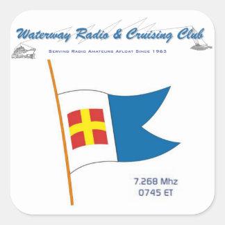 WRCC: sticker