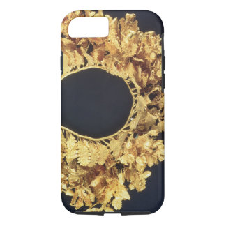 Wreath, Greek, late 4th century BC (gold) iPhone 7 Case