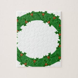 Wreath Jigsaw Puzzle