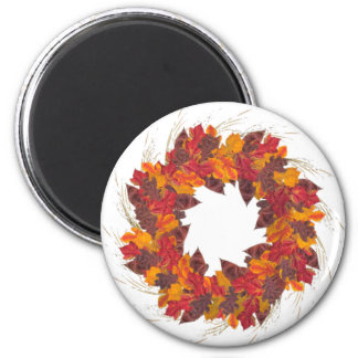 Wreath Magnet