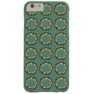 """Wreath """"Pink Love"""" Apple iPhone 6 Plus Barely There iPhone 6 Plus Case"""