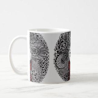 Wreath with Text Coffee Mug