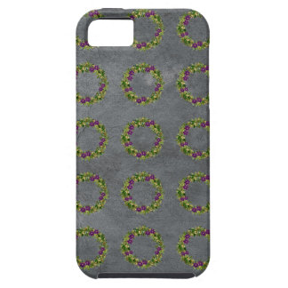 """Wreath """"Wow Purple"""" Apple iPhone SE + 5/5s Case For The iPhone 5"""