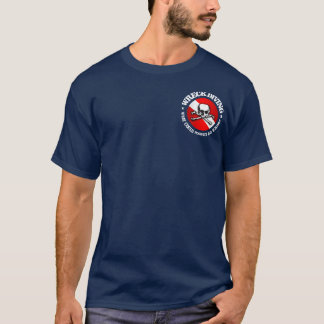 Wreck Diving (Skull) Apparel T-Shirt